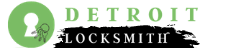 Detroit Locksmith Guy Logo